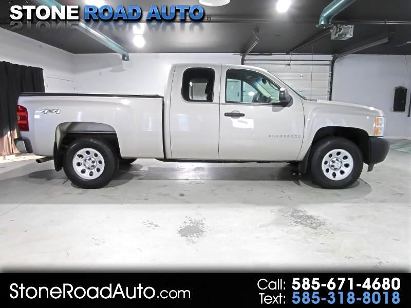 2009 Chevrolet Silverado 1500 Work Truck Ext. Cab Std. Box 4WD
