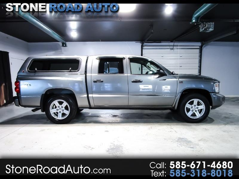 2010 Dodge Dakota SXT Crew Cab 4WD