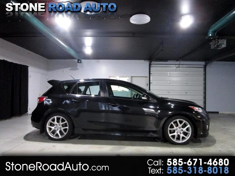 2012 Mazda MAZDA3 Speed Touring 5-Door