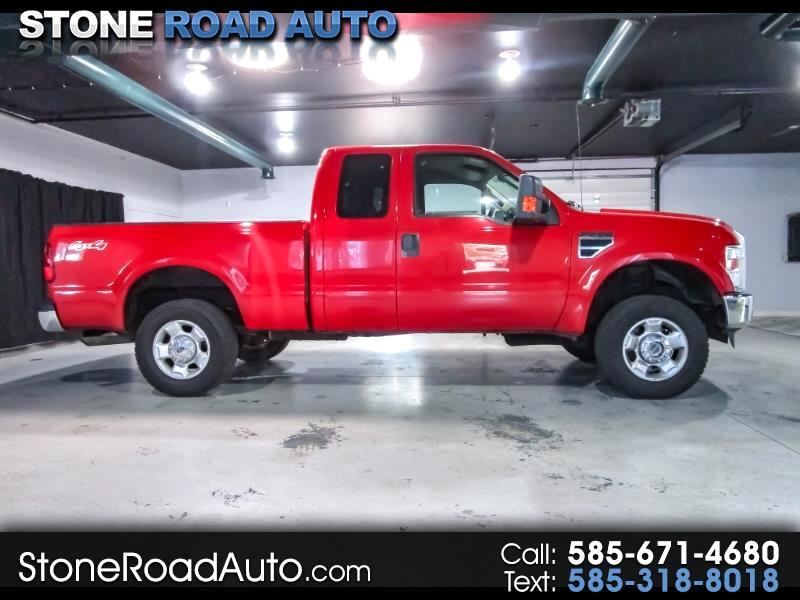2010 Ford F-250 SD XLT SuperCab 4WD