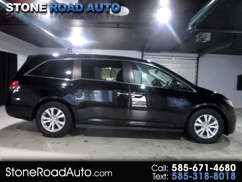 2014 Honda Odyssey EX-L w/Navigation