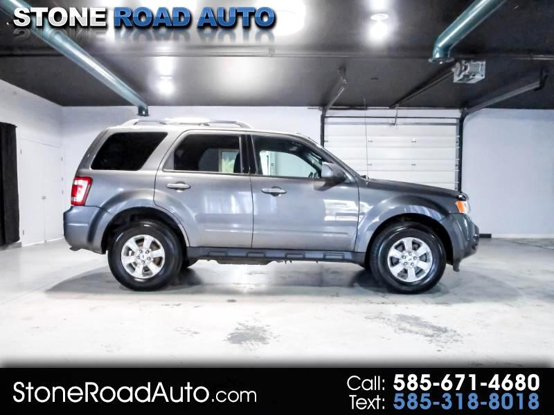 2012 Ford Escape 4WD 4dr Limited