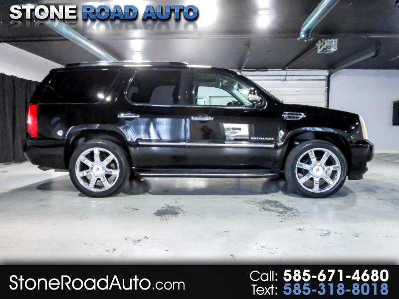 2010 Cadillac Escalade AWD 4dr Luxury