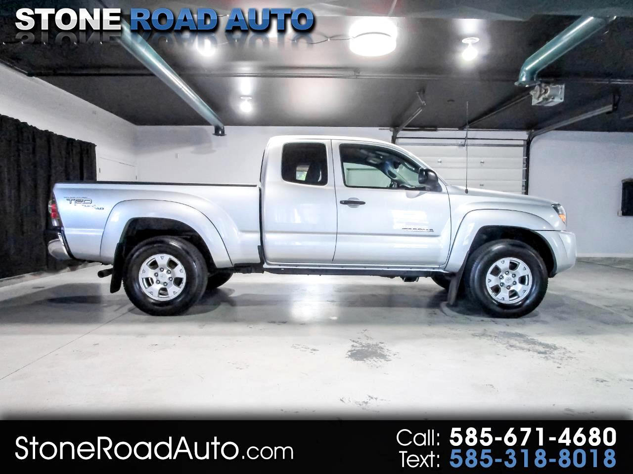 2009 Toyota Tacoma 4WD Access V6 MT (Natl)