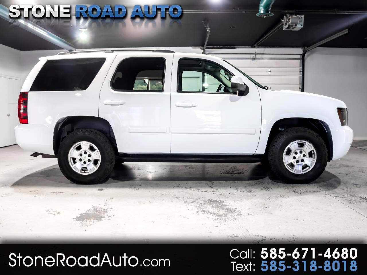2008 Chevrolet Tahoe 4WD 4dr 1500 LT w/1LT
