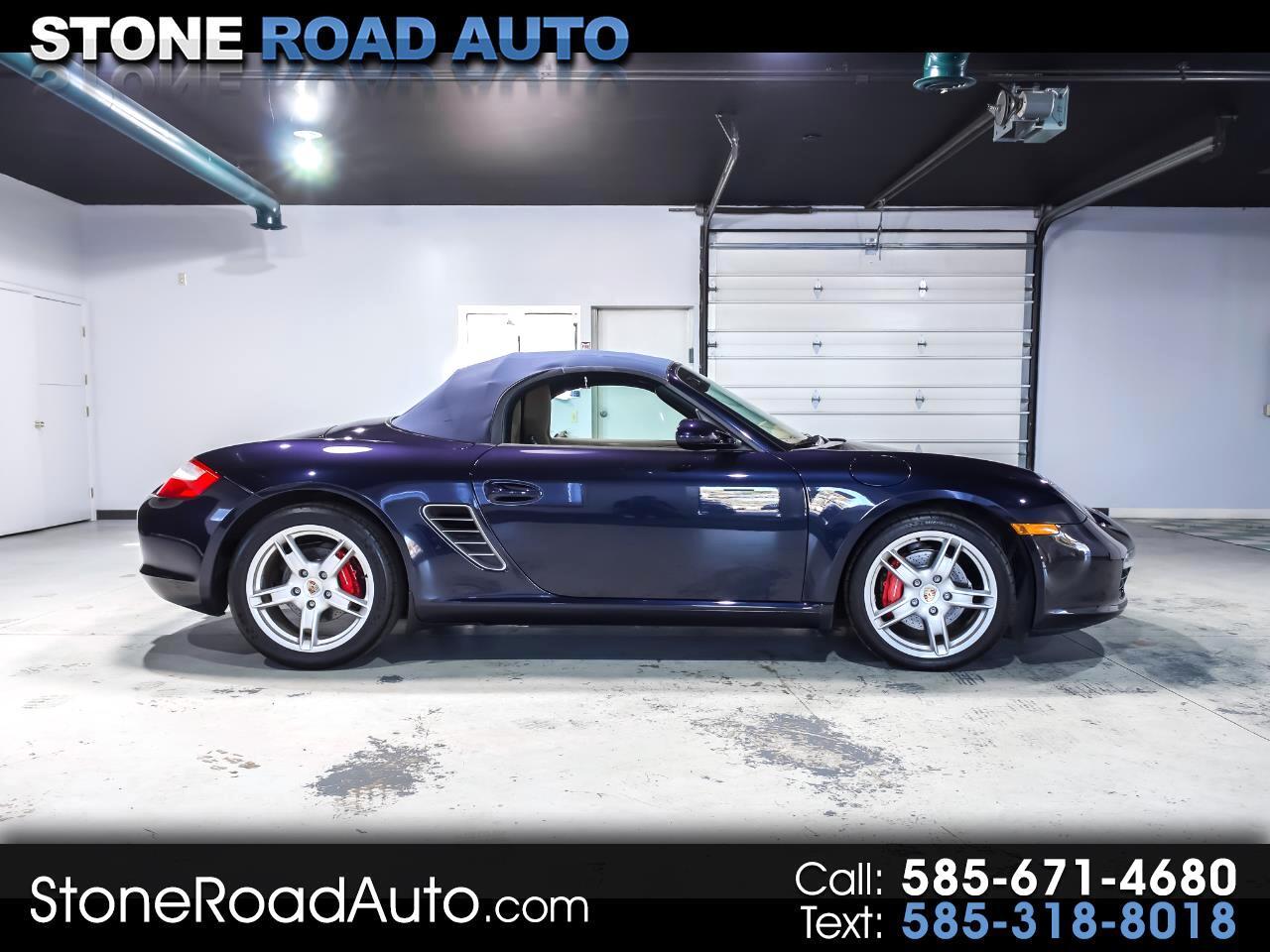 2006 Porsche Boxster 2dr Roadster S