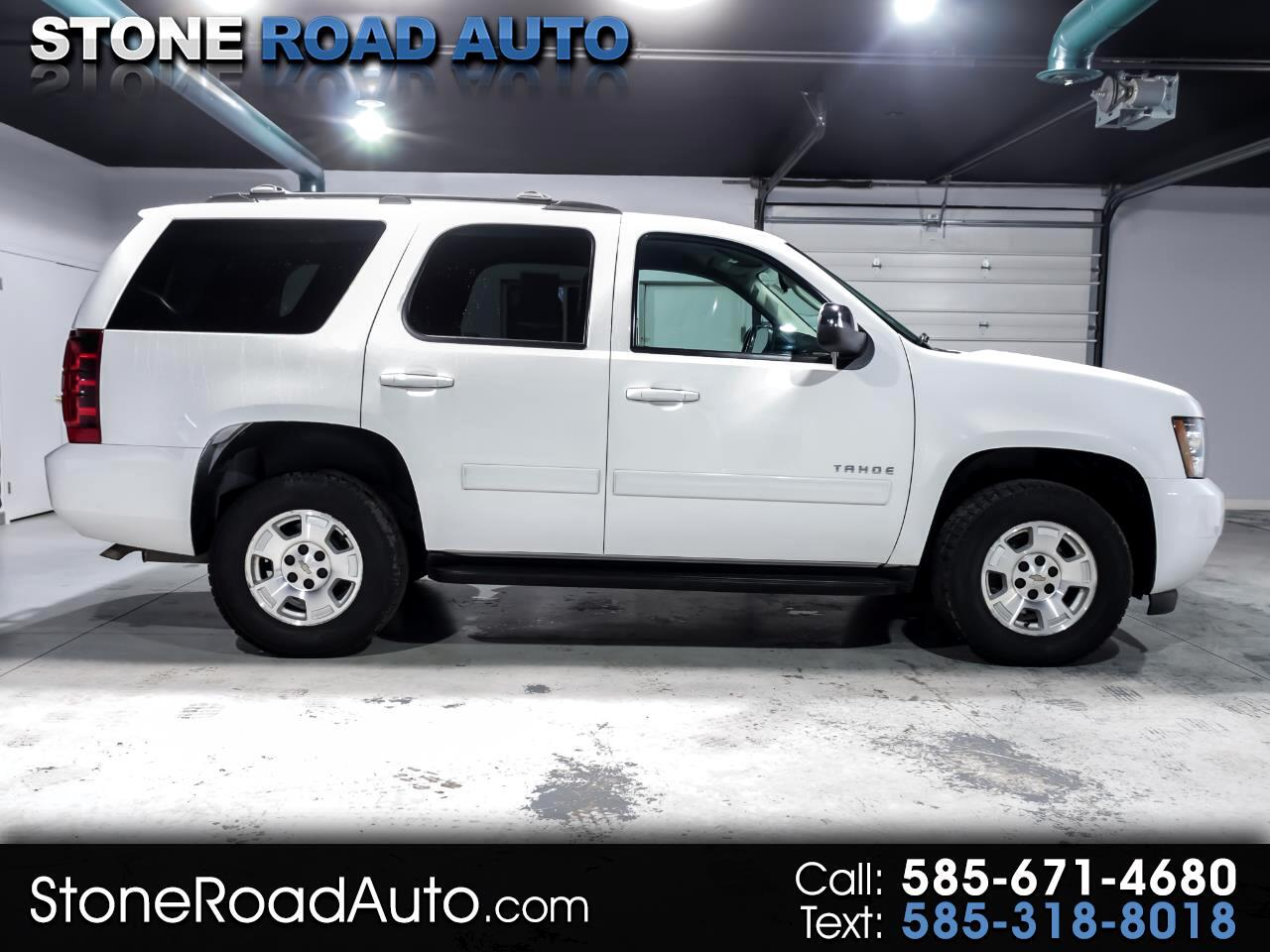 Chevrolet Tahoe 4WD 4dr 1500 LS 2013
