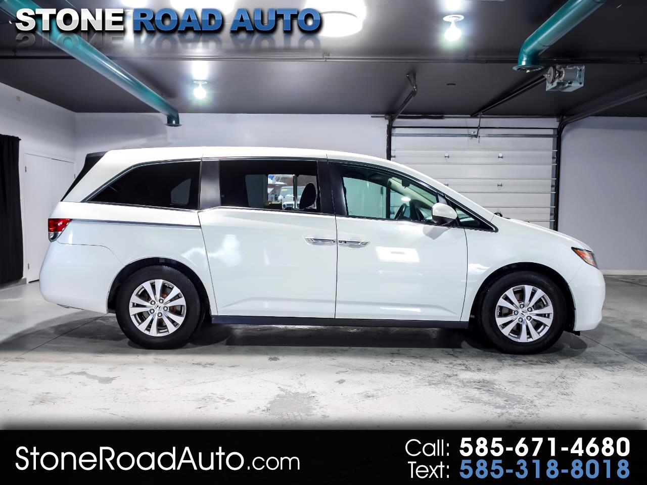 Honda Odyssey 5dr SE 2016