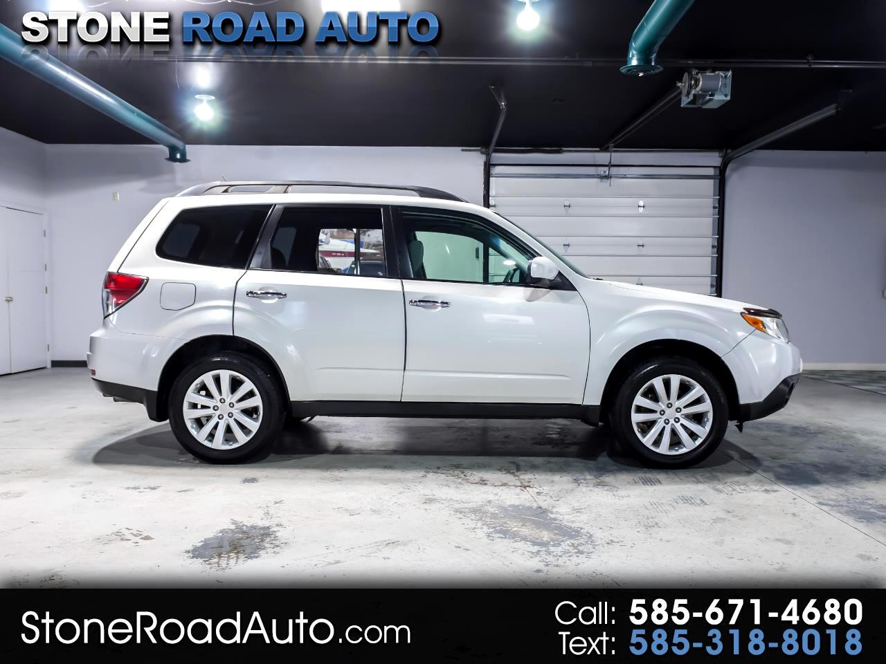 Subaru Forester 4dr Auto 2.5X Premium w/All-Weather Pkg 2011