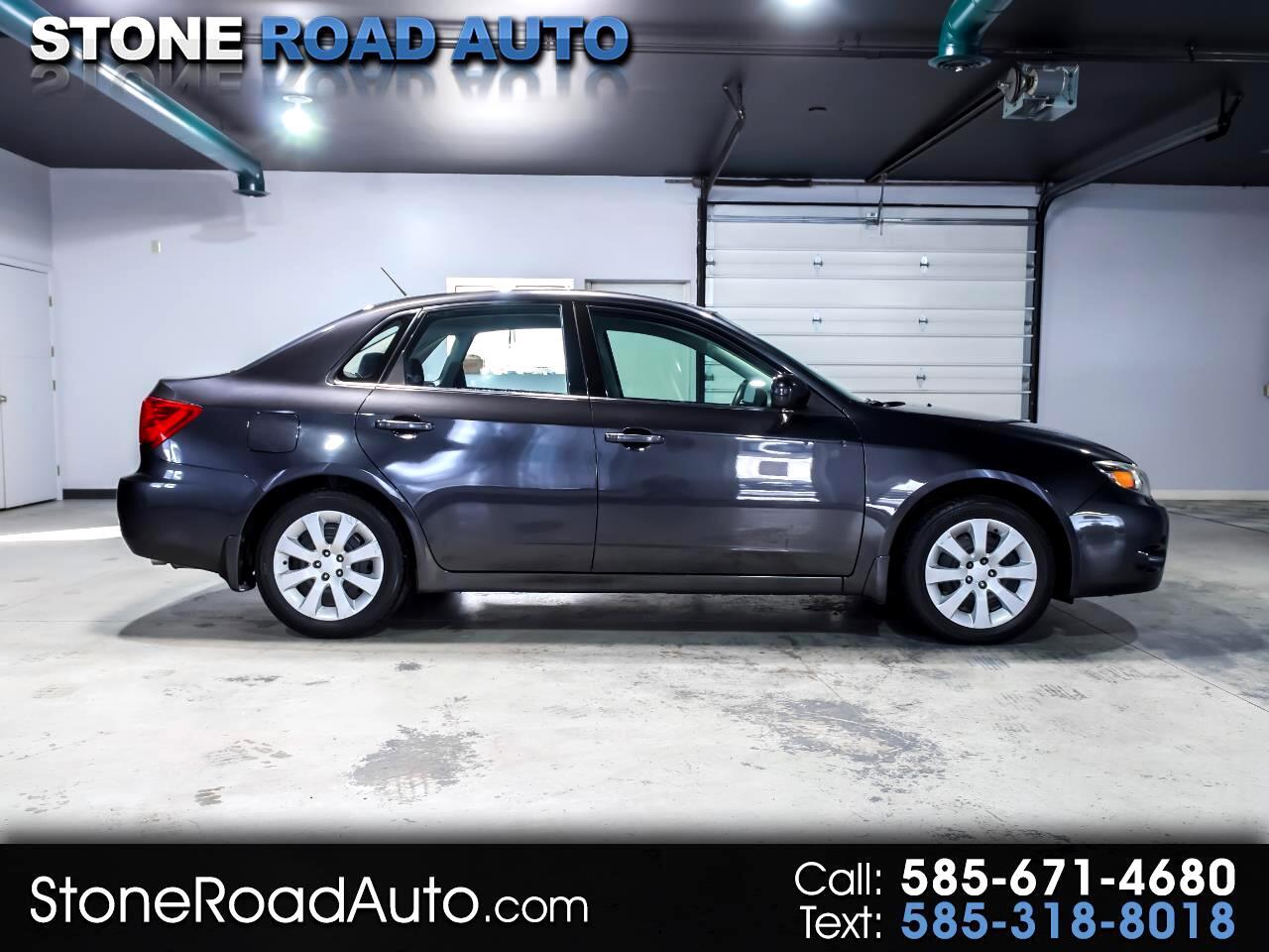 Subaru Impreza Sedan 4dr Auto 2.5i 2010