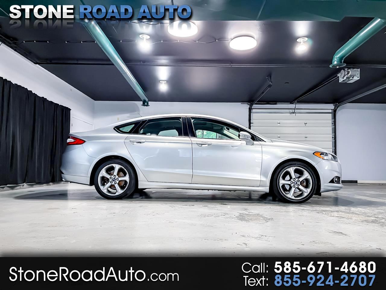 Ford Fusion 4dr Sdn SE Hybrid FWD 2013