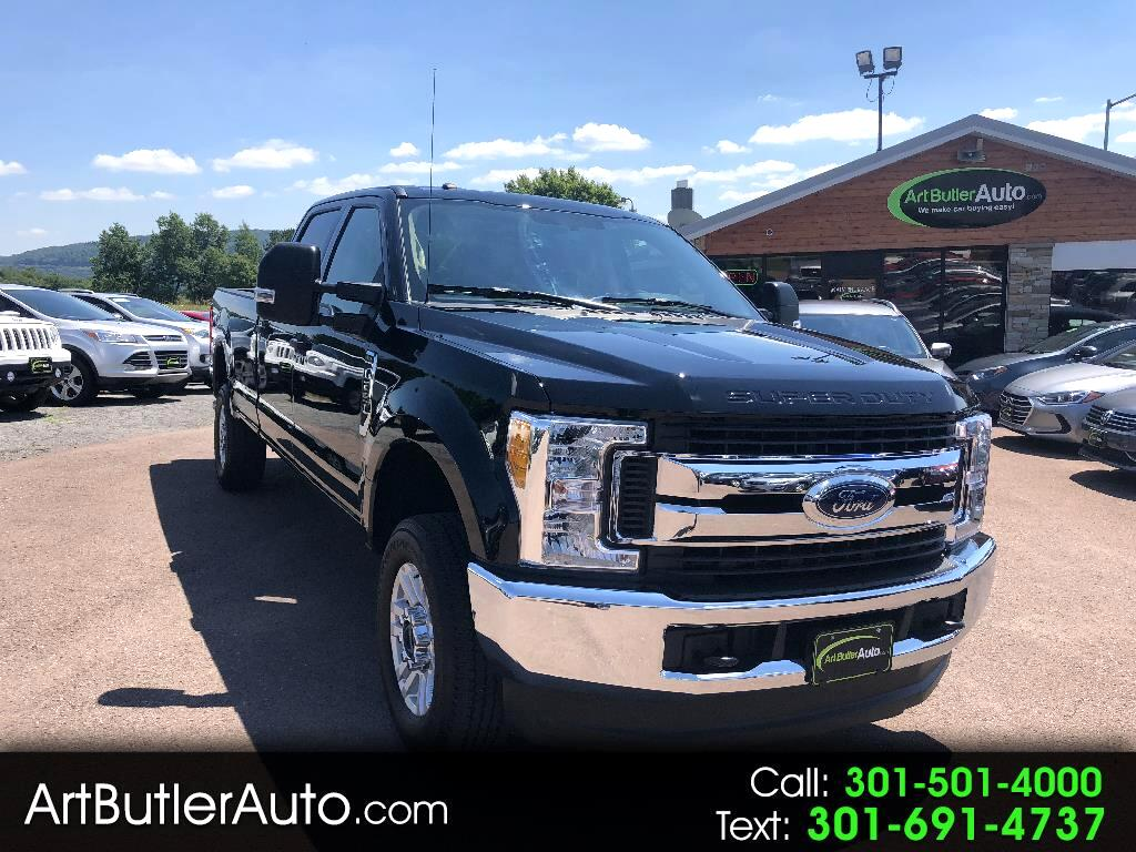 2017 Ford Super Duty F-250 SRW XLT 4WD Crew Cab 8' Box