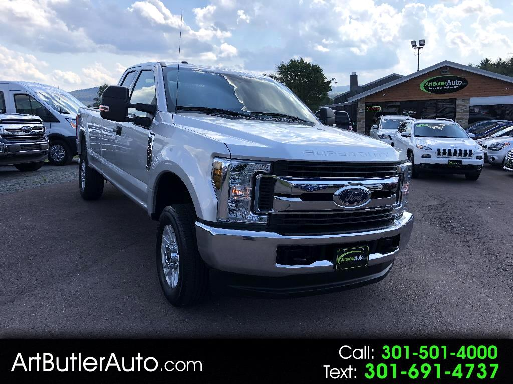 2018 Ford Super Duty F-250 SRW XLT 4WD SuperCab 8' Box