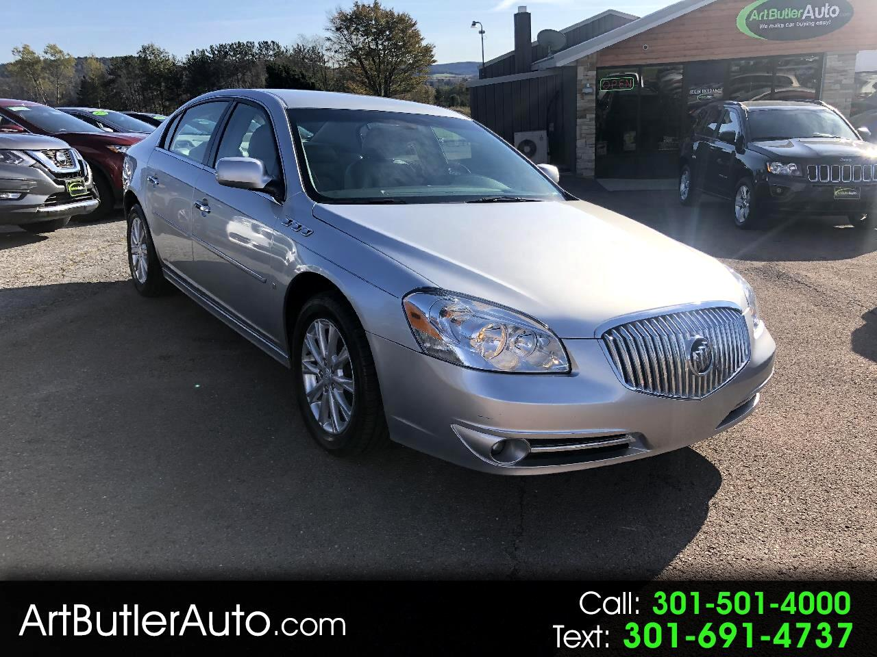 2010 Buick Lucerne 4dr Sdn CXL