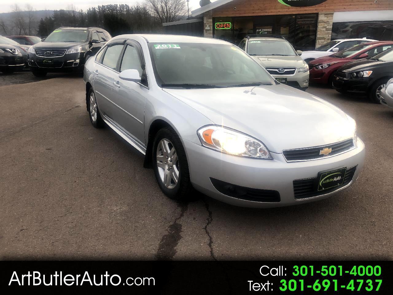 2011 Chevrolet Impala 4 Dooor LT