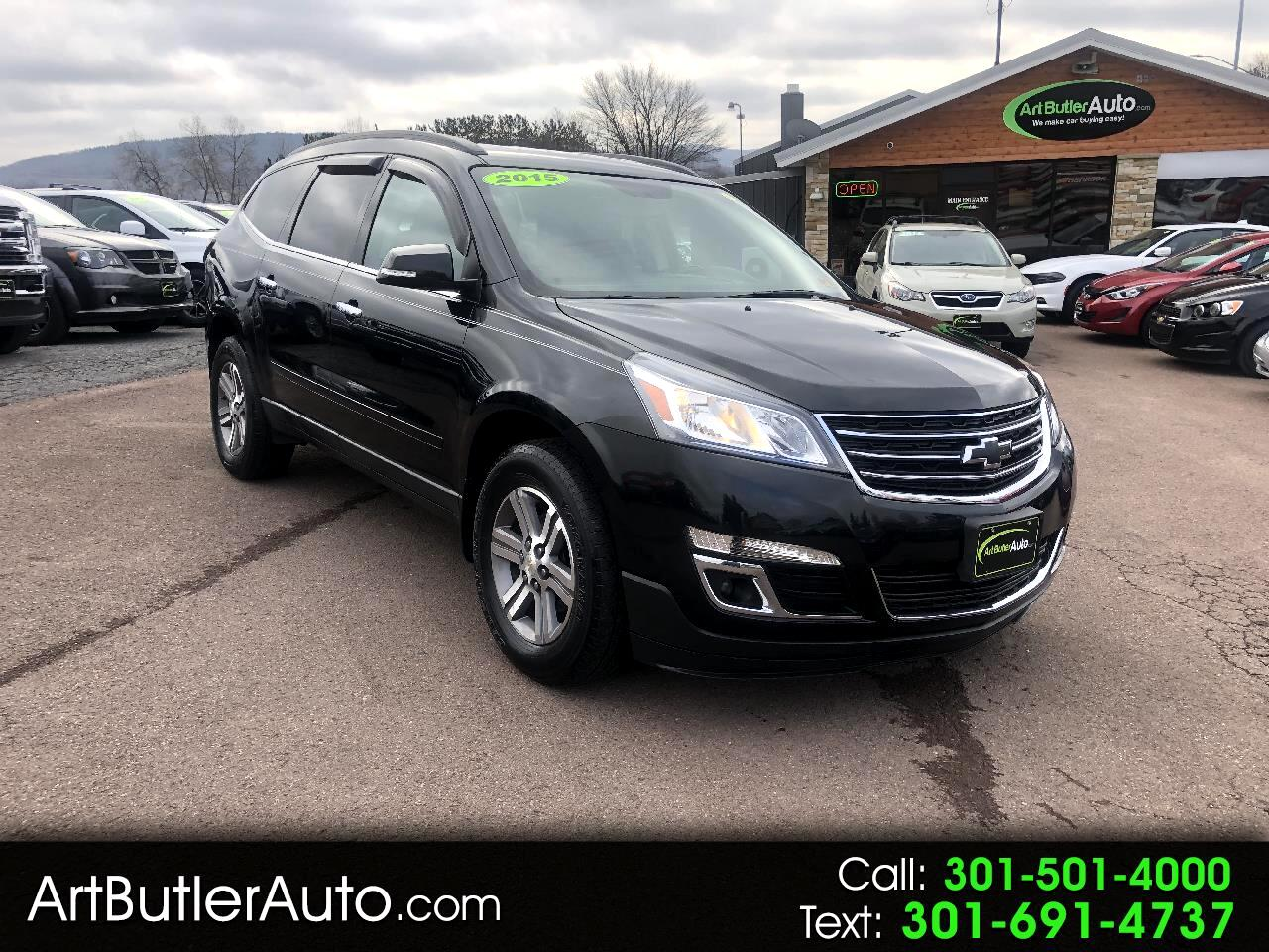 2015 Chevrolet Traverse AWD 4 DR LT