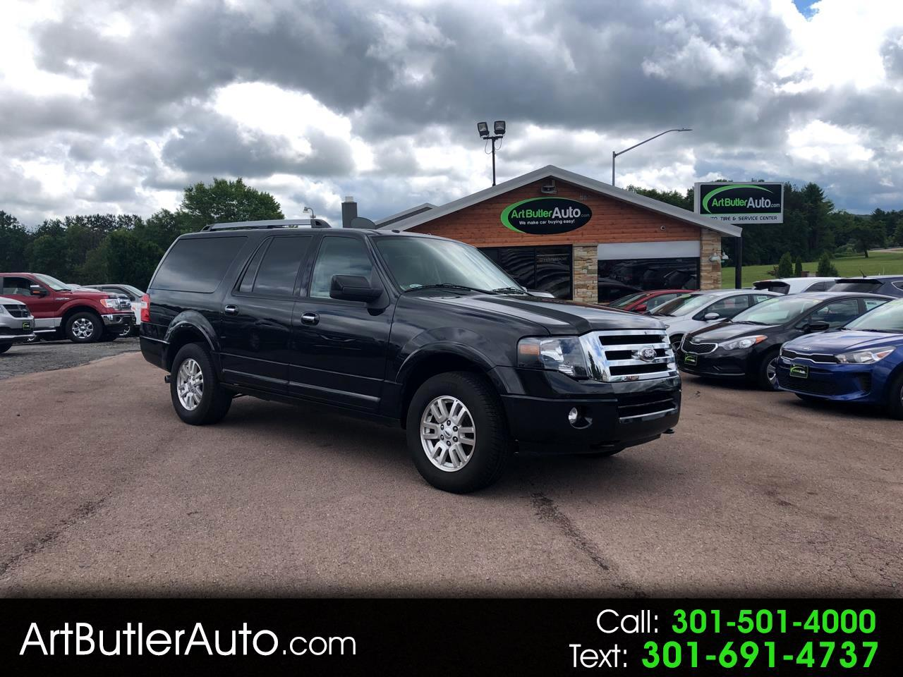 Used 2014 Ford Expedition EL 4WD 4dr Limited for Sale in