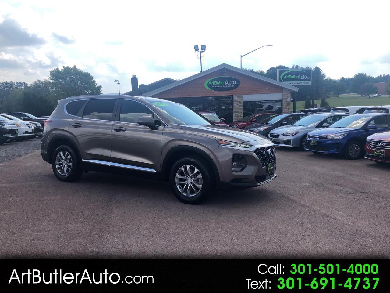 2019 Hyundai Santa Fe SE 2.4L Auto AWD