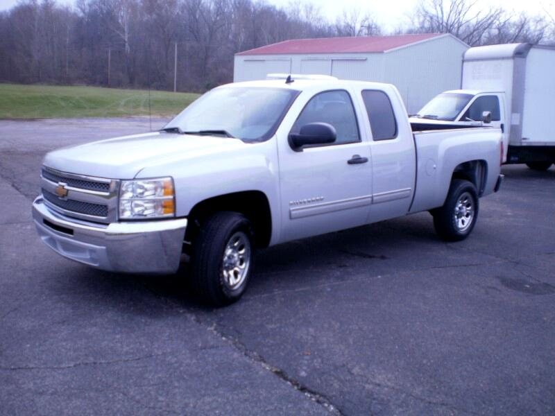 2013 Chevrolet Silverado 1500 LT Ext. Cab Long Box 2WD