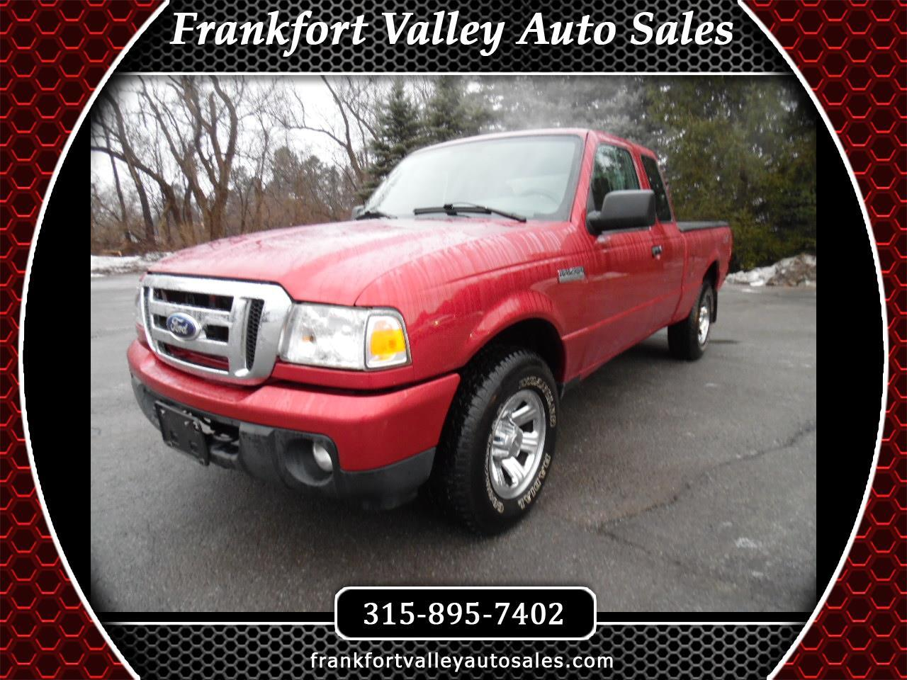 2009 Ford Ranger 4WD 2dr SuperCab 126