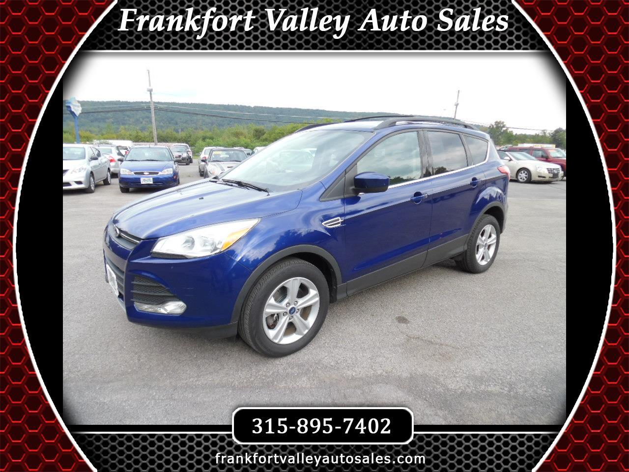 2013 Ford Escape 4WD 4dr SE