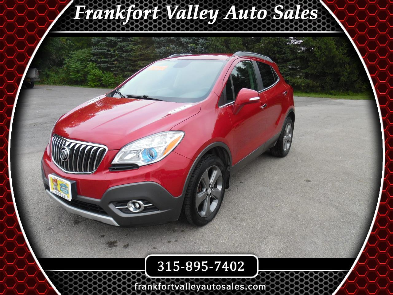 Buick Encore AWD 4dr Convenience 2014