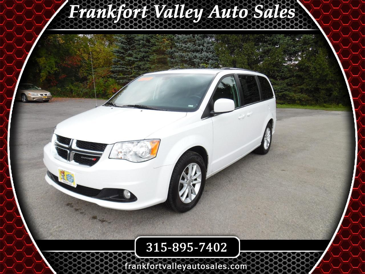 Dodge Grand Caravan SXT Wagon 2019