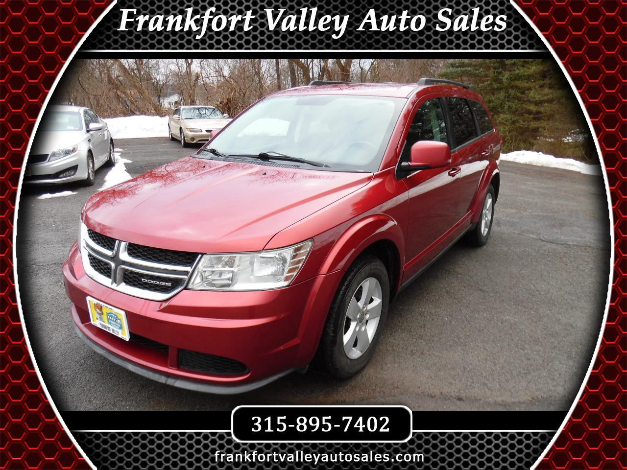 Dodge Journey AWD 4dr Mainstreet 2011