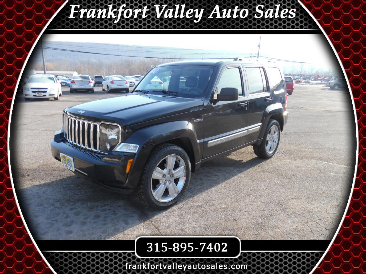 Jeep Liberty 4WD 4dr Limited Jet 2012