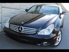 2008 Mercedes-Benz CLS550
