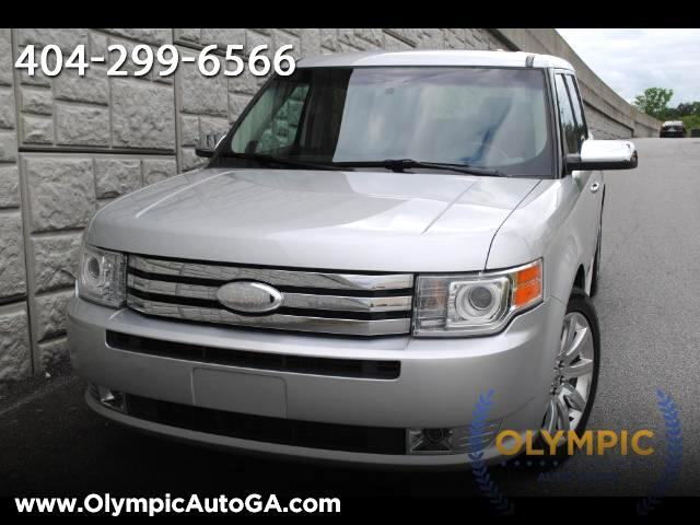 buy here pay here 2012 ford flex limited fwd for sale in atlanta ga 30032 olympic auto sales. Black Bedroom Furniture Sets. Home Design Ideas