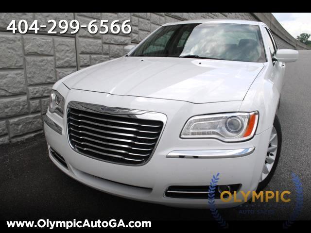 2013 Chrysler 300 PREMIUM