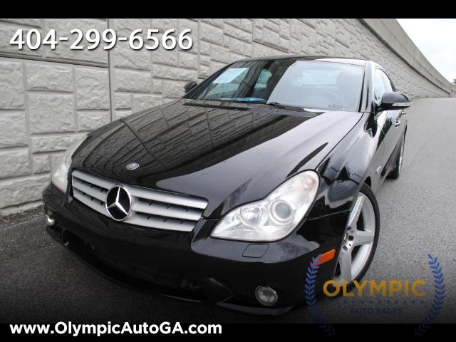 2007 Mercedes-Benz CLS63 AMG