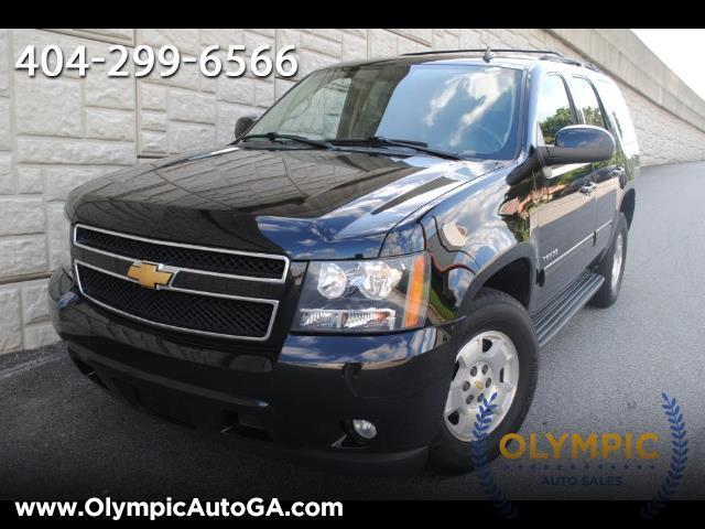 2013 Chevrolet Tahoe LT 2WD