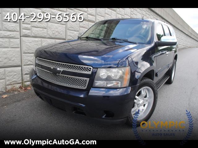 2009 Chevrolet Tahoe LS 2WD