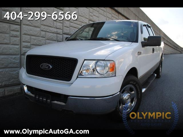 2004 Ford F-150 XLT SuperCab 5.5-ft. Bed 2WD