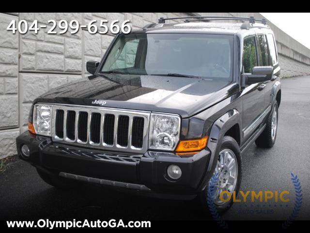 2010 Jeep Commander Limited RWD