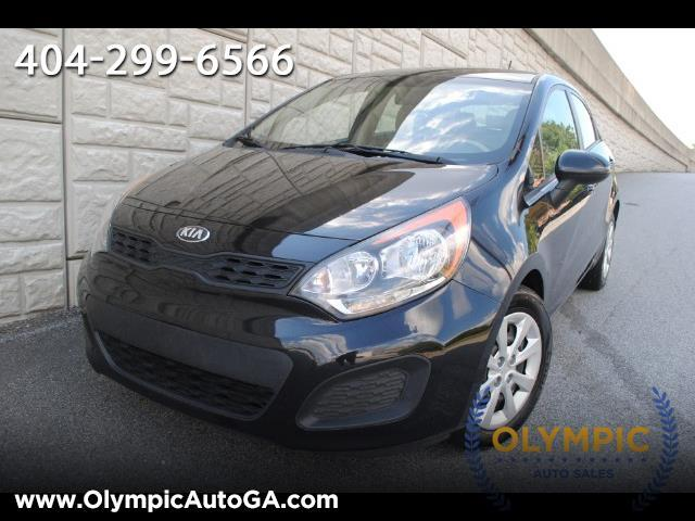 buy here pay here 2013 kia rio5 lx for sale in atlanta ga 30032 olympic auto sales. Black Bedroom Furniture Sets. Home Design Ideas