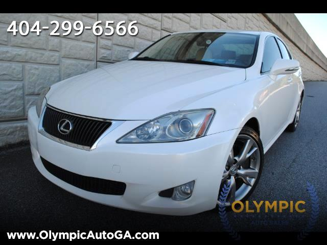 2010 Lexus IS IS 350 6-Speed Automatic