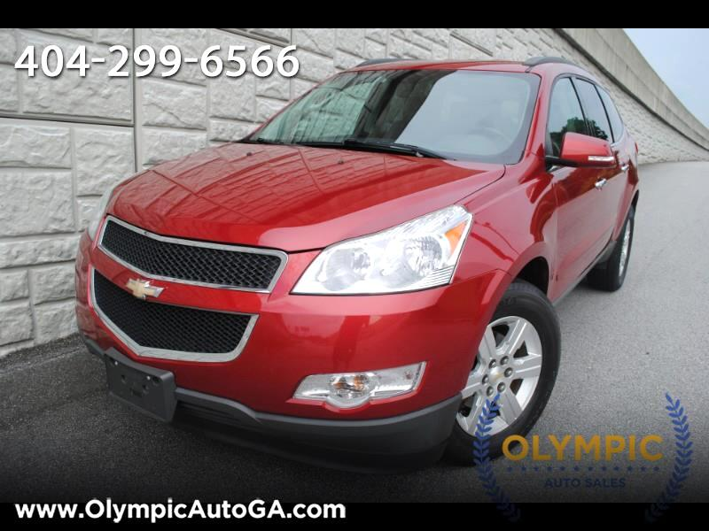 buy here pay here 2012 chevrolet traverse 2lt fwd for sale in atlanta ga 30032 olympic auto sales. Black Bedroom Furniture Sets. Home Design Ideas