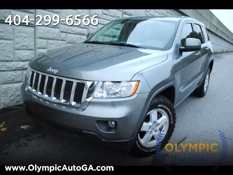 2012 Jeep Grand Cherokee Laredo 2WD