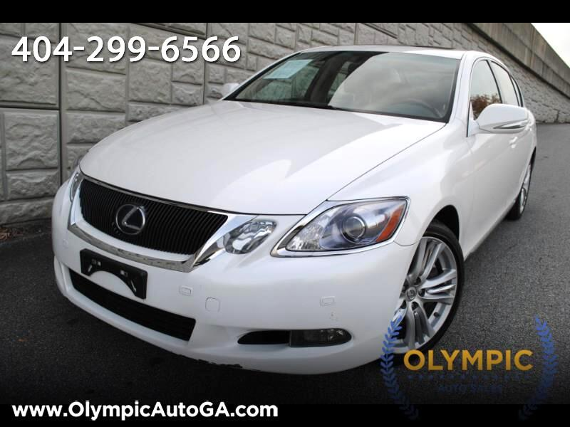 2009 Lexus GS 450h Sedan