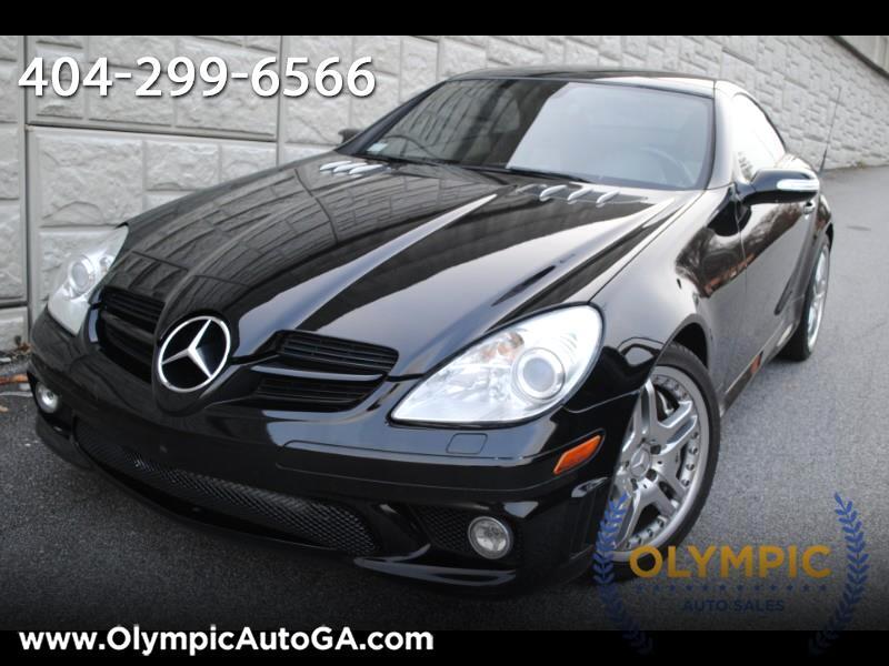 2008 Mercedes-Benz SLK SLK55 AMG