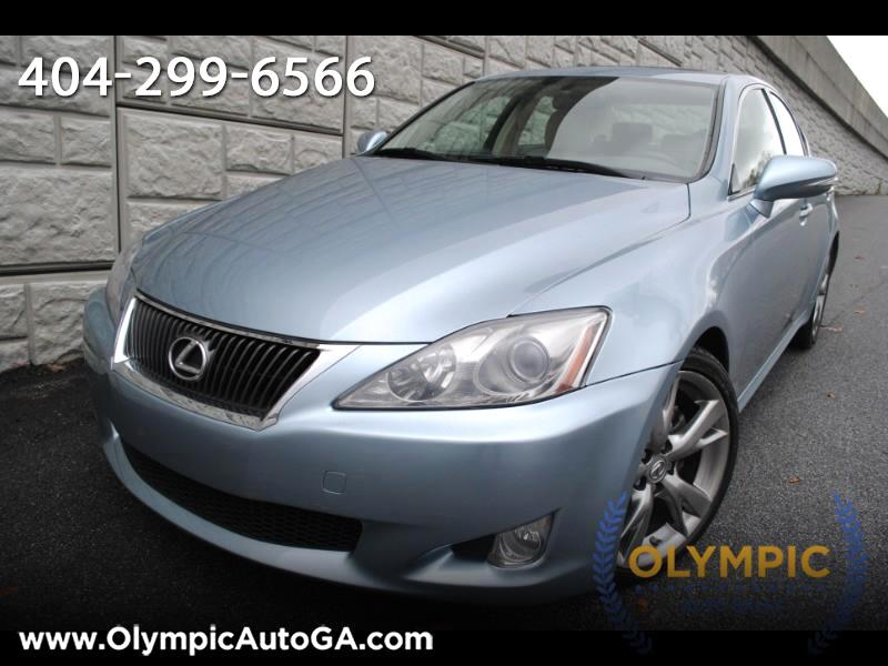 2009 Lexus IS IS 250 RWD