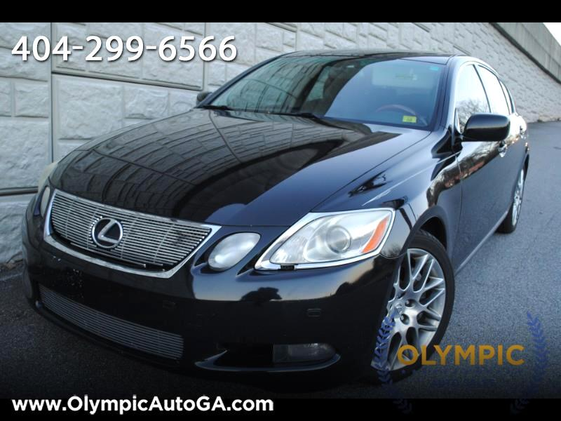 2007 Lexus GS 450h HYBRID SEDAN