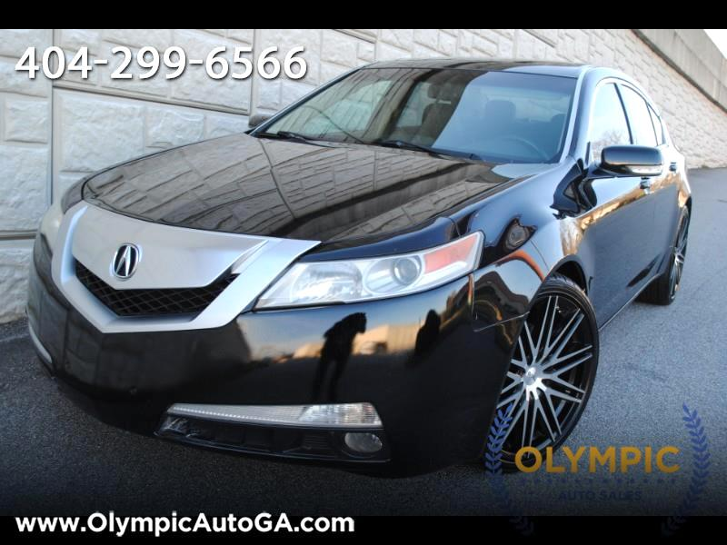 2011 Acura TL 5-Speed Automatic