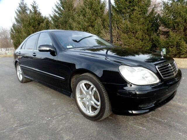 Used 2002 Mercedes Benz S Class For Sale In Indianapolis, IN 46227 Z Imports