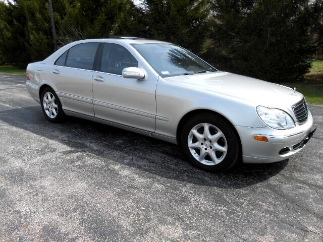 Used 2006 Mercedes Benz S Class For Sale In Indianapolis, IN 46227 Z Imports