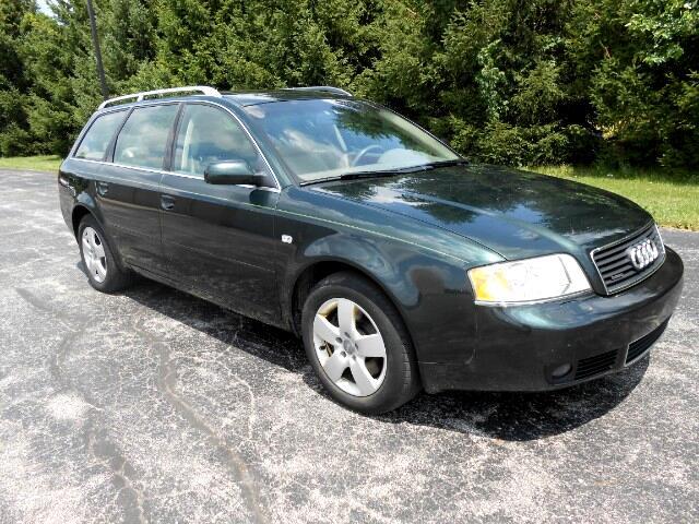 2003 Audi A6 Avant 3.0