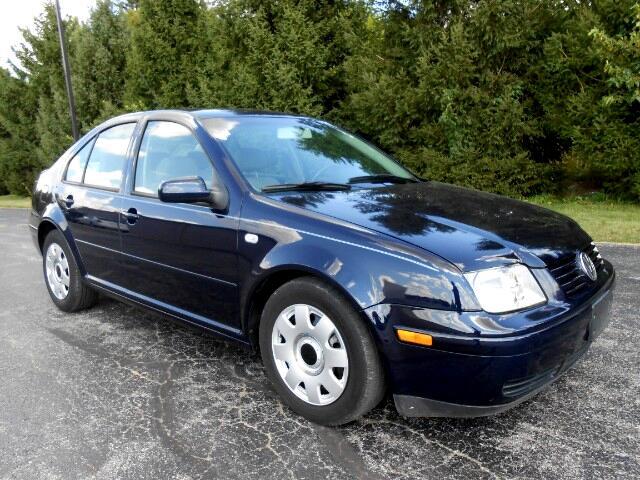 1999 Volkswagen Jetta GL 2.0